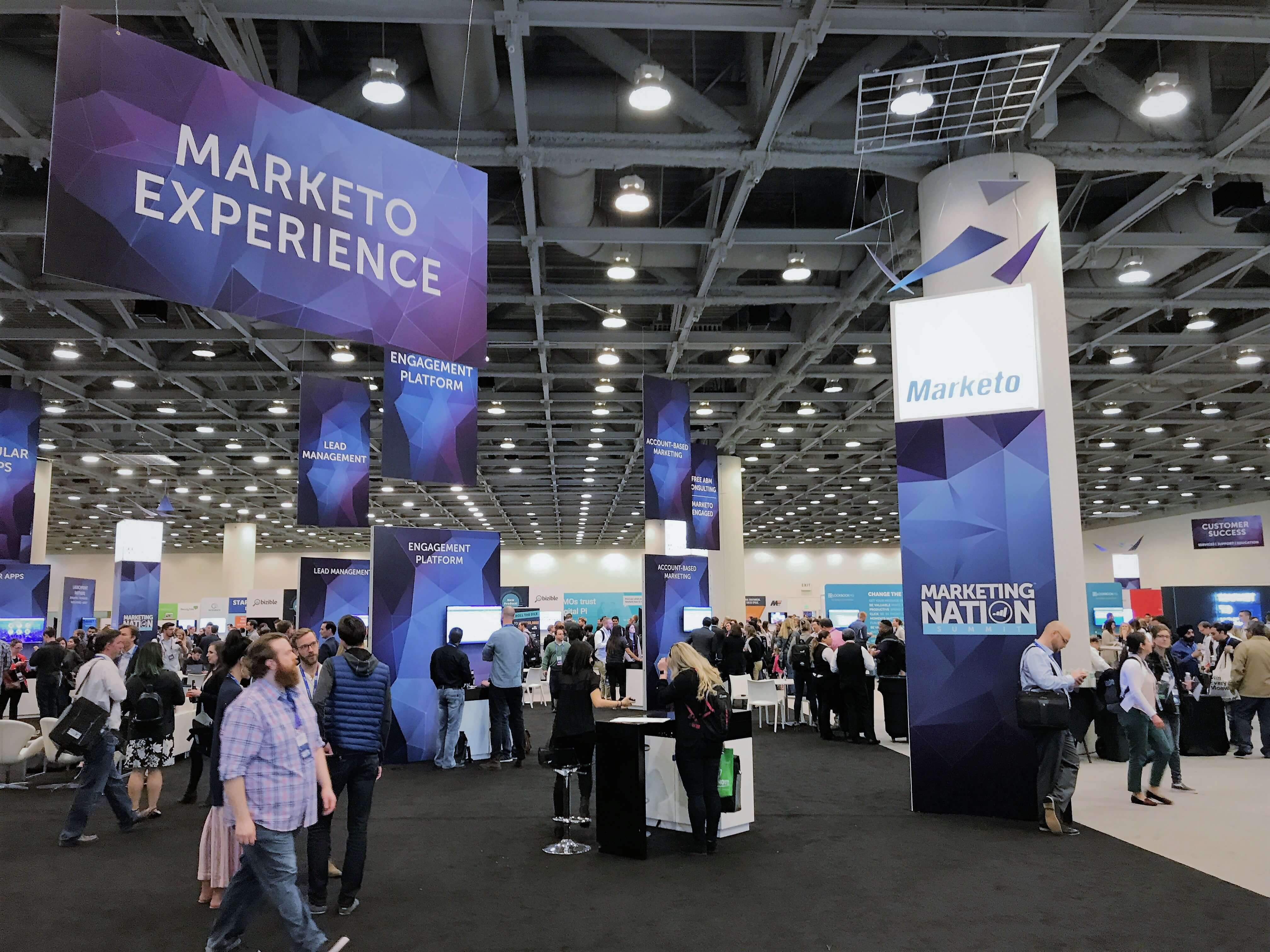 Marketo Nation Summit in San Francisco