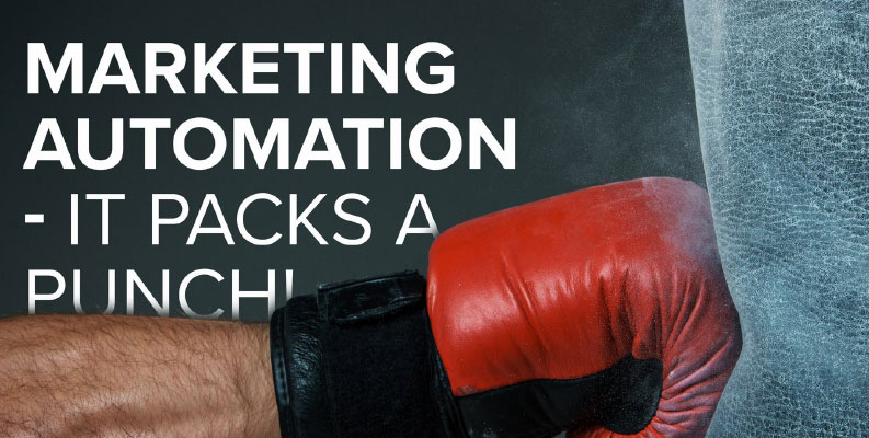 Marketing automation tips infographic